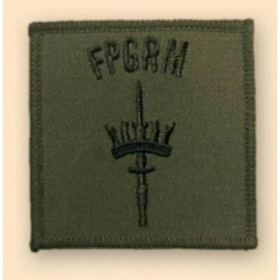 Fleet Protection Group Royal Marines Subdued Badge