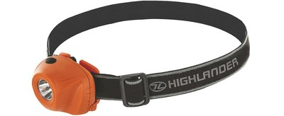 highlander beam 1W head torch