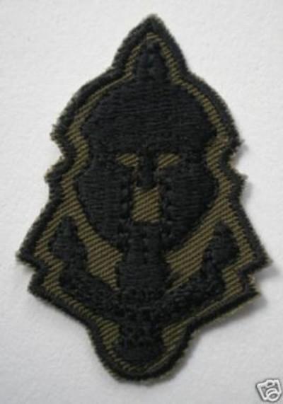 Special Recce Regt Beret Badge Subdued