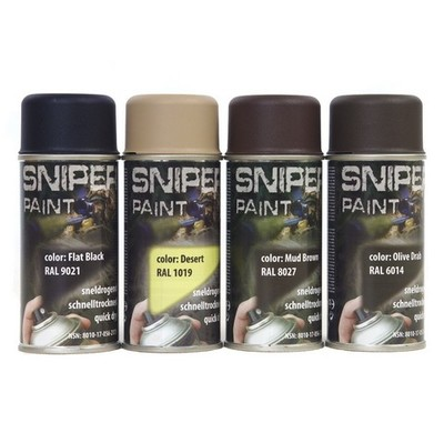 Sniper Military Spray paint 150ml
