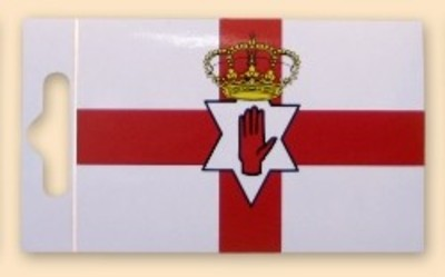 Northern Ireland Sticker