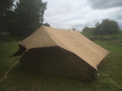 British Army 160LB Ridge Tent