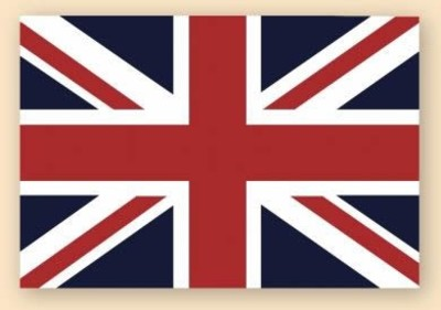 Union Jack Decal Sticker