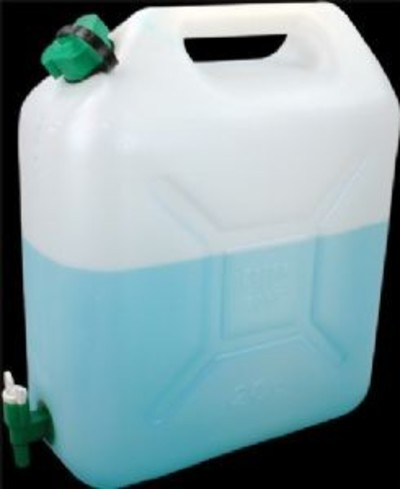 JERRY CAN 20 LITRE WITH TAP