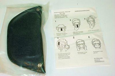 Dutch Army NBC Mask