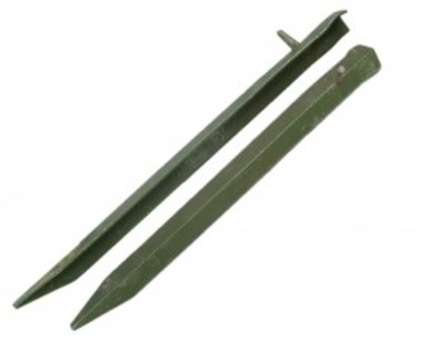 Heavy Duty Steel Tent Peg