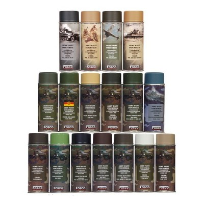 Military Spray Paint 400ml