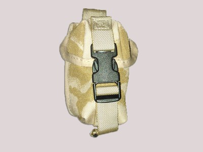 British Army Desert 40mm (m203) Grenade Pouch
