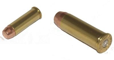 44 Remington Magnum inert Bullet