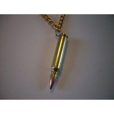 5.56mm Medium Bullet Pendent