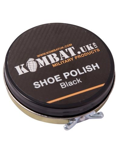 Military Boot Polish