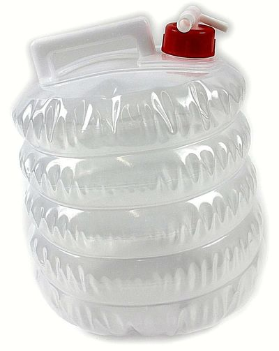 5 Litre collapsible water carrier