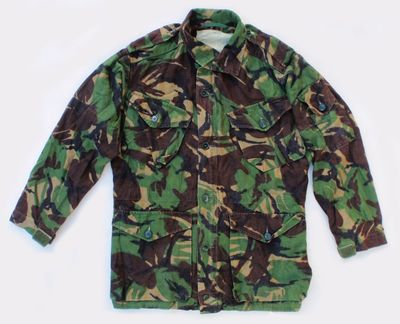 British Army DPM 85 Pattern Jacket