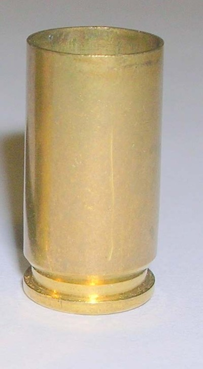 Inert 9mm case Cartridge
