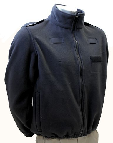 Ladies Police fleece NEW no insignia