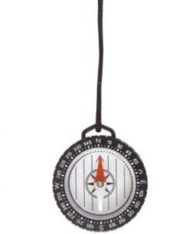Compass on Lanyard