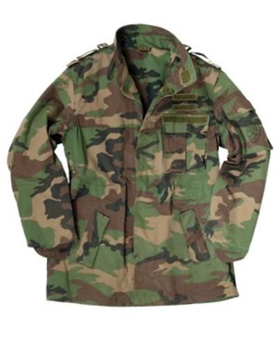Czech / Slovakian M97 Camo Field Jacket