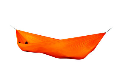 DD Hammocks Superlight Hammock Olive Sunset Orange