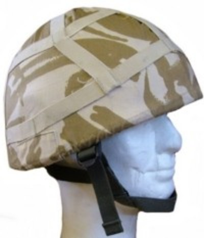 British Army Issue Kelvar Helmet