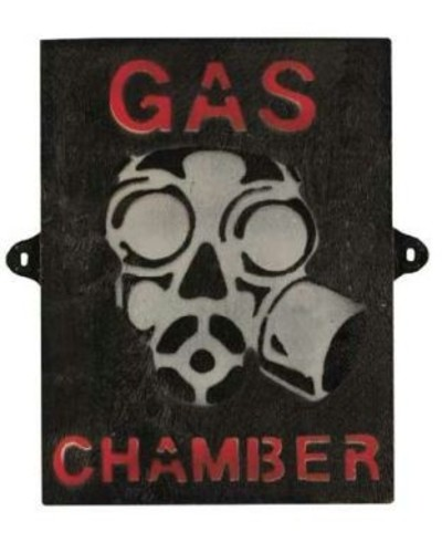 Gas Chamber Sign