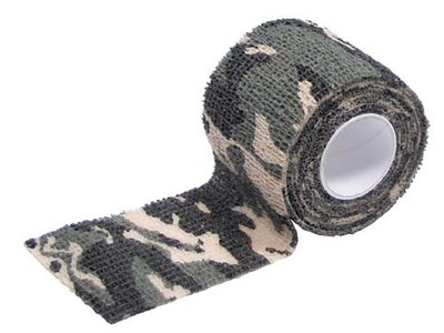 MFH camo tape self-adhesive 5 cm x 4.5 m woodland