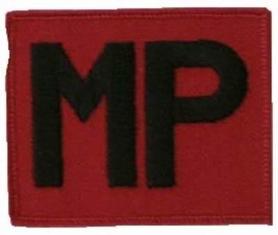 MP Patch Colour Subdued Multicam ®