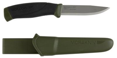 Mora® Knife Clipper companion 840MG Carbon Steel - Classic Forest green