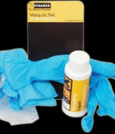 Permetherin Mosquito Net Treatement kit
