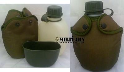 Norwegian Army water bottle