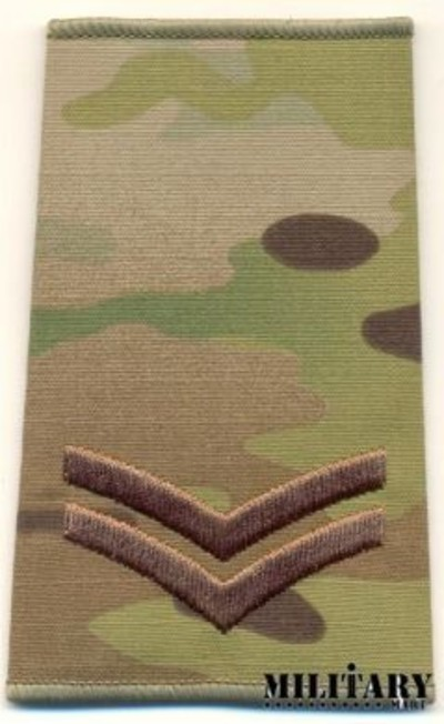 Multicam�® Cpl Rank slide