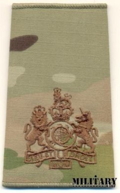 Multicam�® WO1 Rank slide
