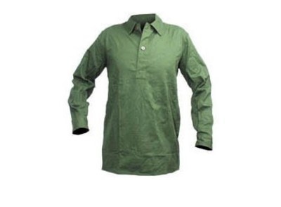 Swedish Army M59 Shirt Used