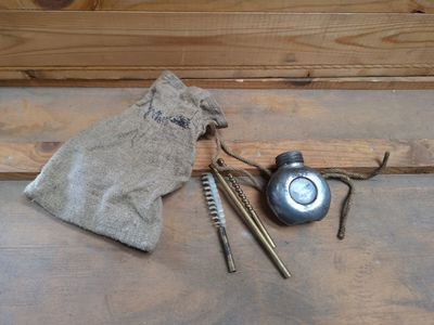 Swedish Mauser Gun Cleaning Kit