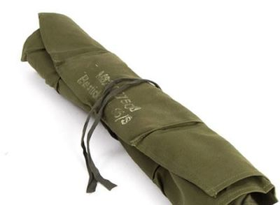 Swedish Army Tool Roll - Large