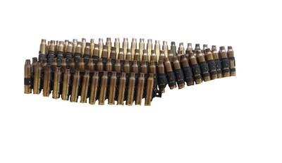 Minimi .556 Ammunition Belt no heads
