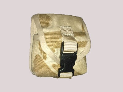 British Army Desert Anti Personnel Grenade Pouch