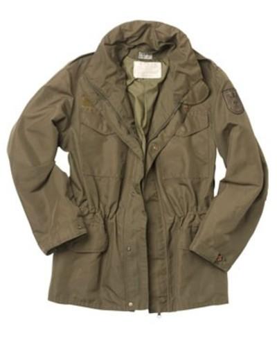 Austrian Goretex Jacket M65