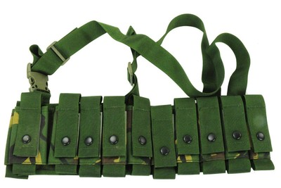 British Army Issue Ammunition Bandolier