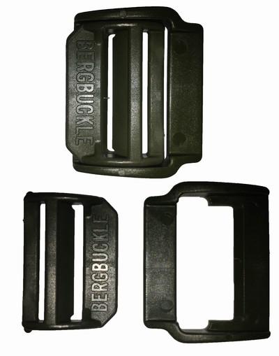 Berg Buckle - Belt complete