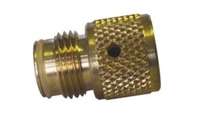 Brass Adaptor for 88g CO2 Bottle