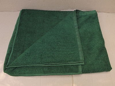 Large Army Issue Olive Green Towel