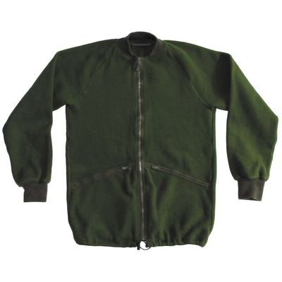 British Army Issue Fleece olive