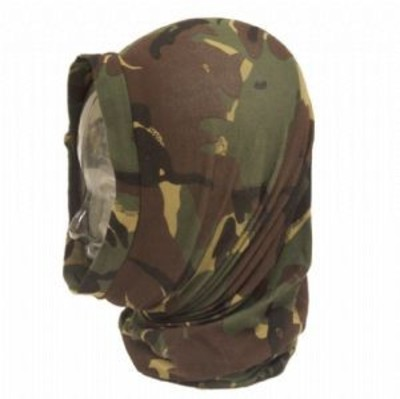 Military British Headover Olive DPM Camo