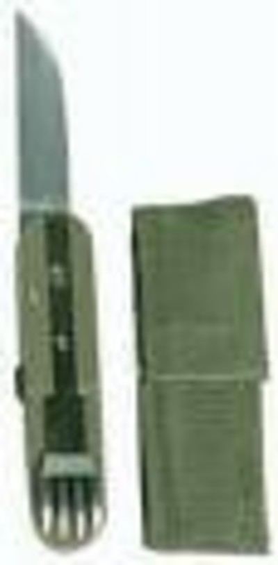 Military Cutlery Set