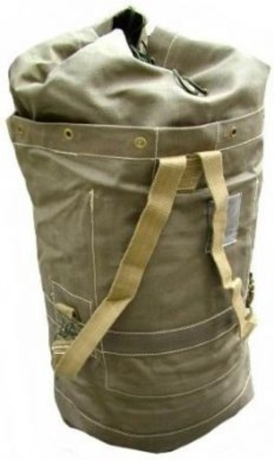 Czech army kit bag