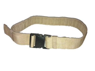 British Army 2000 Pattern Desert webbing Belt