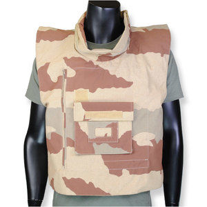 French Desert Camo Flak Vest cover