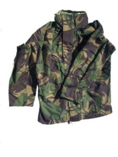 British Army Soldier 95 DPM Goretex Jacket Genuine