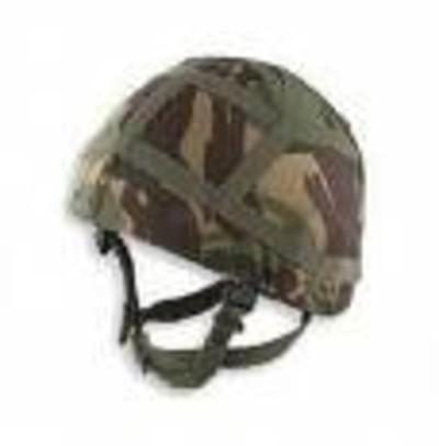British Army Issue DPM Camo Kevlar Helmet Cover