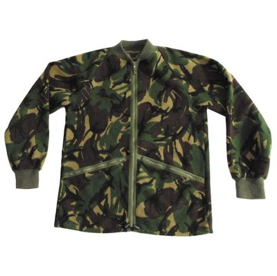 British Army Issue Fleece DPM